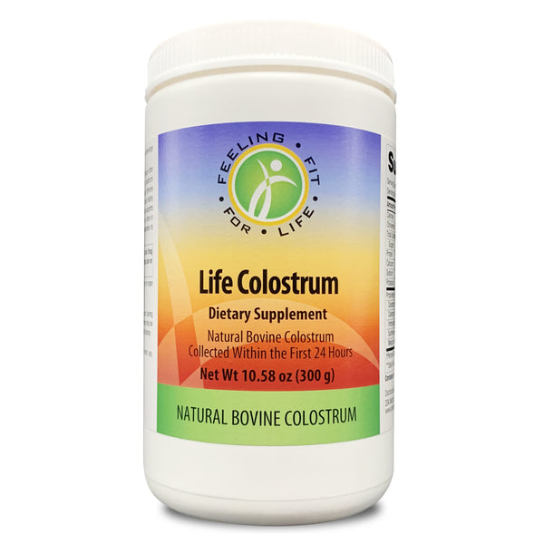 Life Colostrum Powder 300 G Immune, GI Support