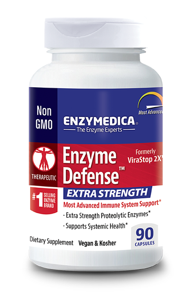Enzymedica Enzyme Defense Extra Strength 90