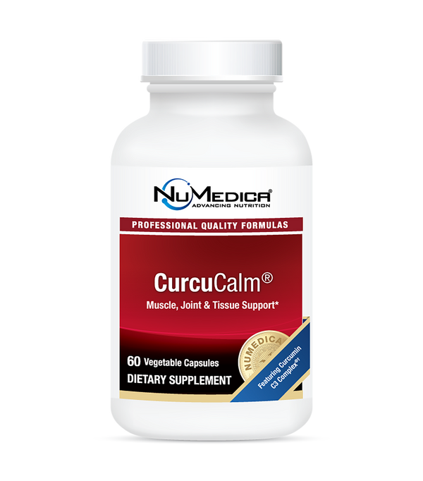 CurcuCalm 60 NuMedica Muscle, Joint and Tissue Support*