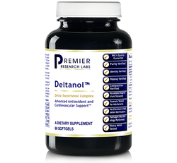 Deltanol 60 Delta- Tocotrienol Complex Advanced Cardiovascular and Circulatory Support