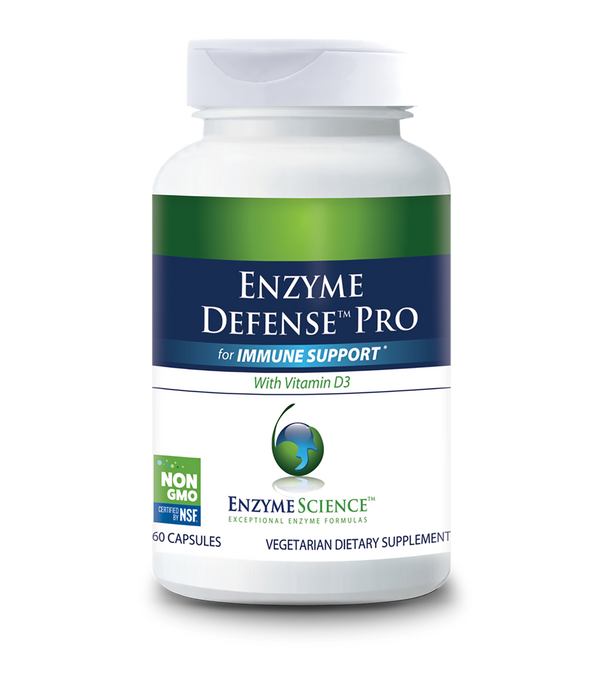 Enzyme Defense™ Pro Enzyme Science