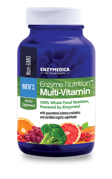 Enzyme Nutrition For Men 120