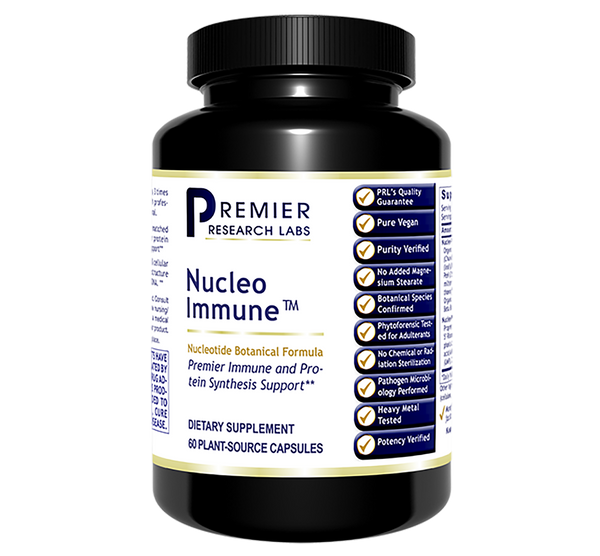 Nucleo Immune™ Dietary Supplement 90 Plant-Source Capsules