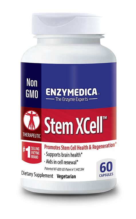 Stem X Cell 60 Enzymedica