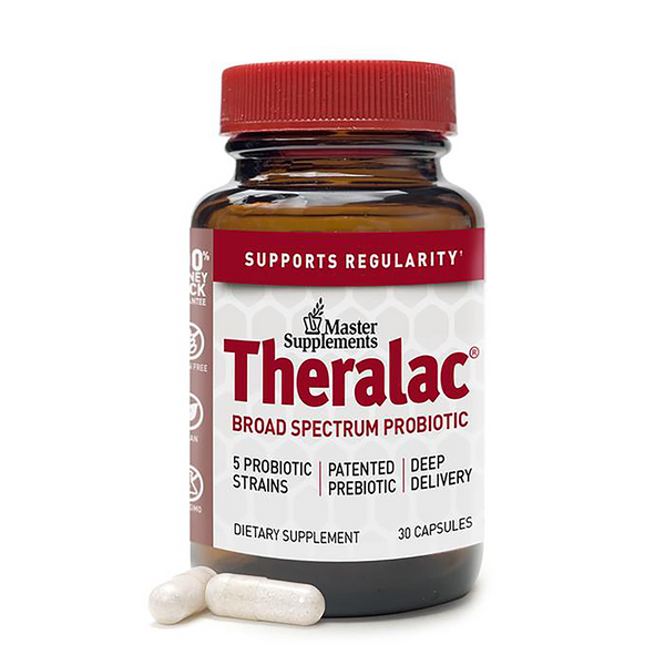 TheraLac® 30 Master Supplements