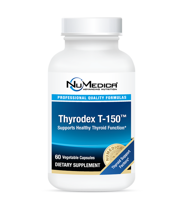 Thyrodex™ T-150, 60 Vegetable Capsules