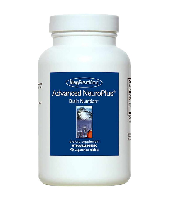 Advanced NeuroPlus 90 vegtabs, Allergy Research