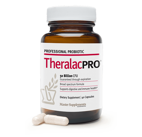 TheralacPRO® 50, 40 vegcap Master Supplements Professional