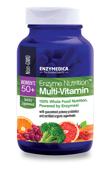 Enzyme Nutrition For Women 50+