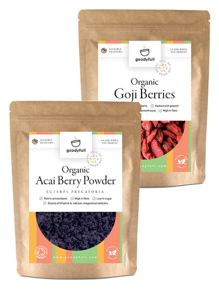 Berry power bundle - Goodyfull  - 1