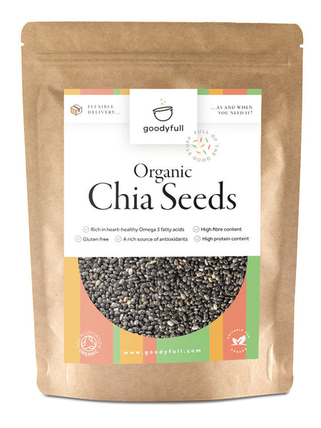 Chia seeds (raw) - Goodyfull  - 1