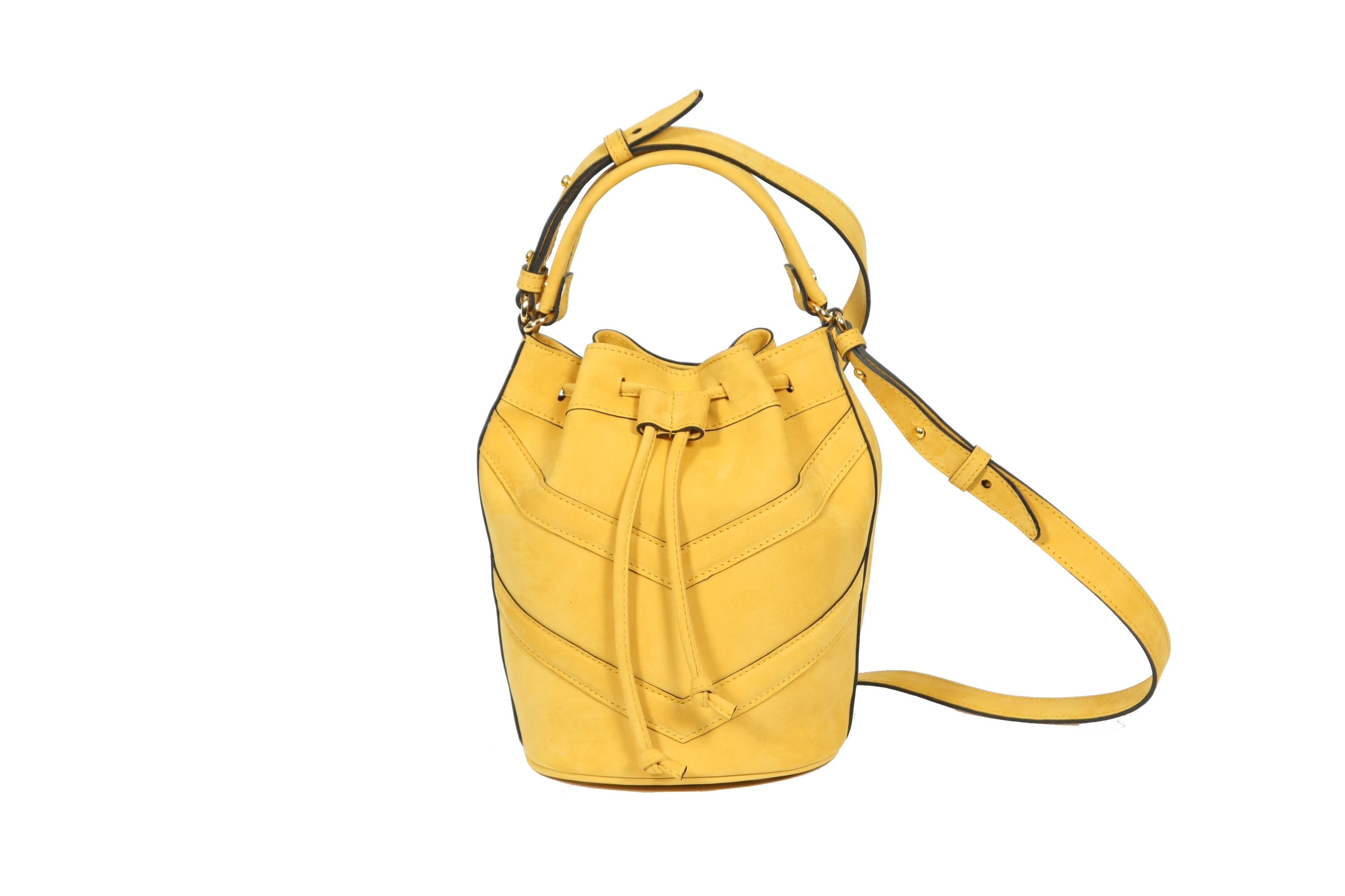 Sunflower Bucket Bag