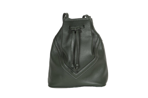 Bucket Bag Kaki