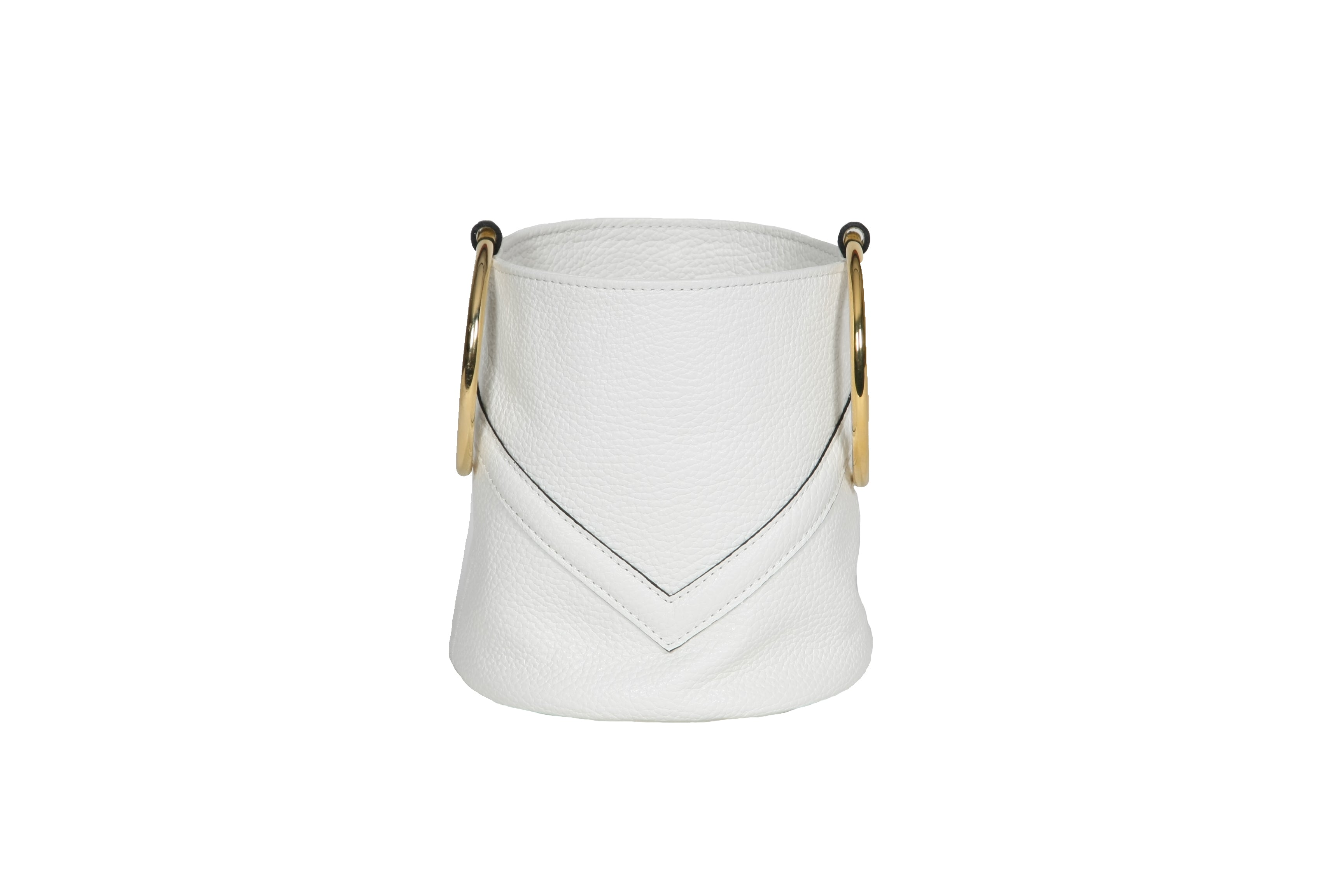 Mini Bucket White