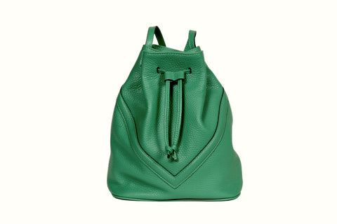 Bucket Bag Black Patent