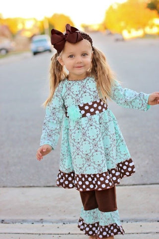 Minty Cocoa Boutique Outfit
