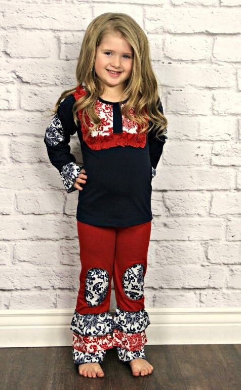 Patches Delight Boutique Outfit
