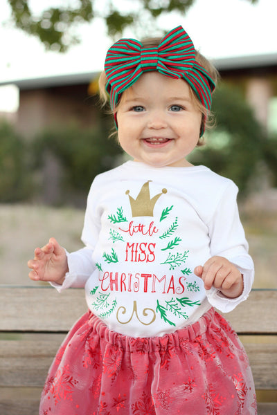 Onesie - Little Miss Christmas