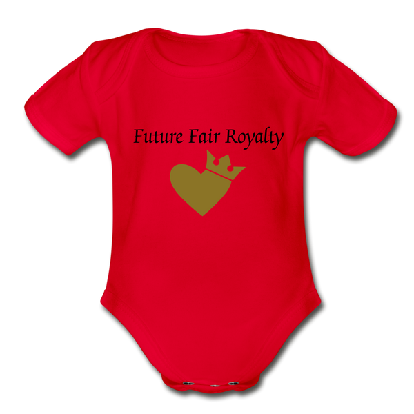 Fair Royalty - red