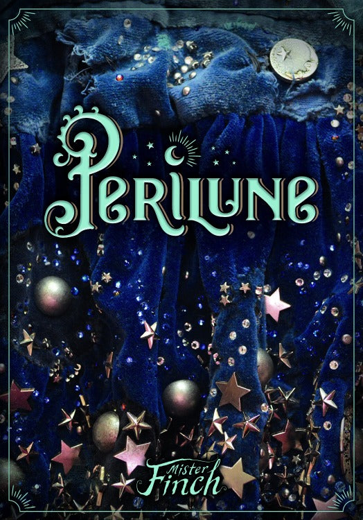 Perilune Book by Mister Finch