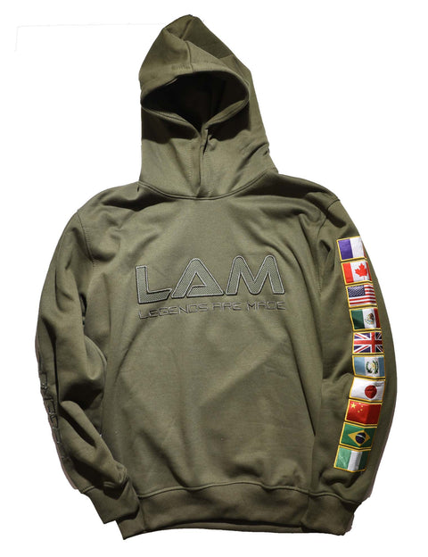 LAM International hoodie
