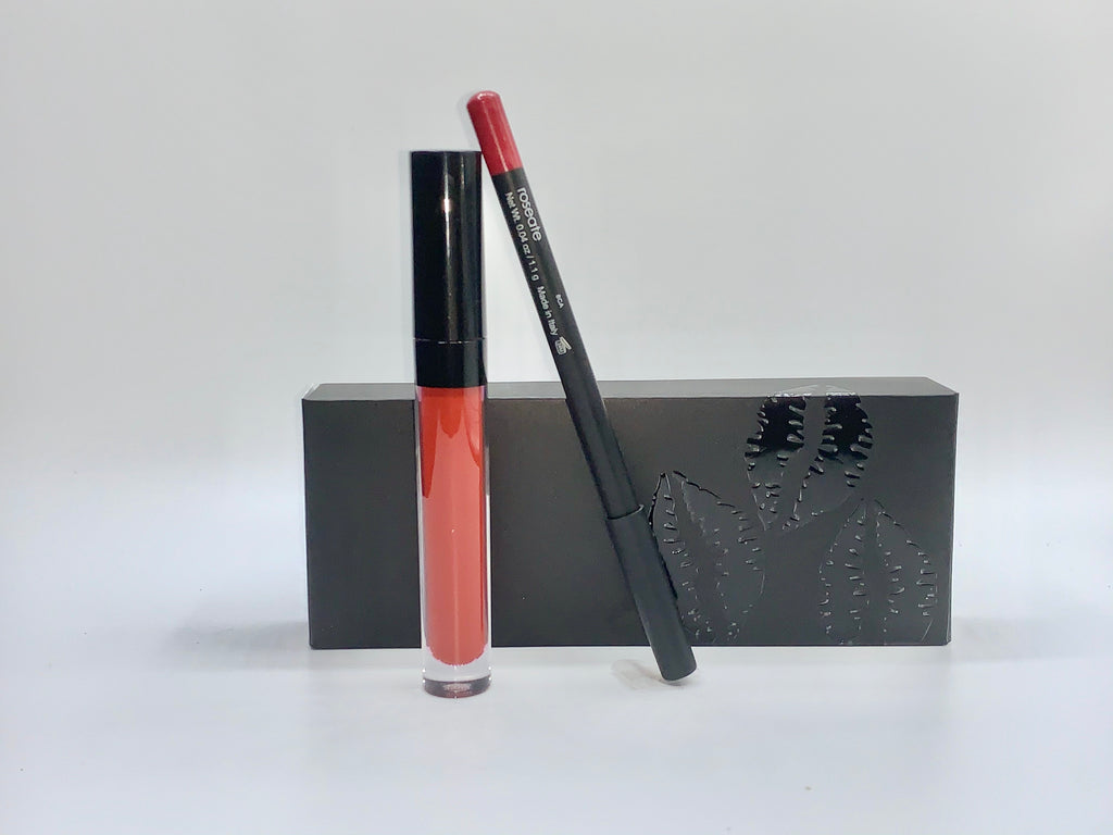 Red Velvet Matte Duo kit