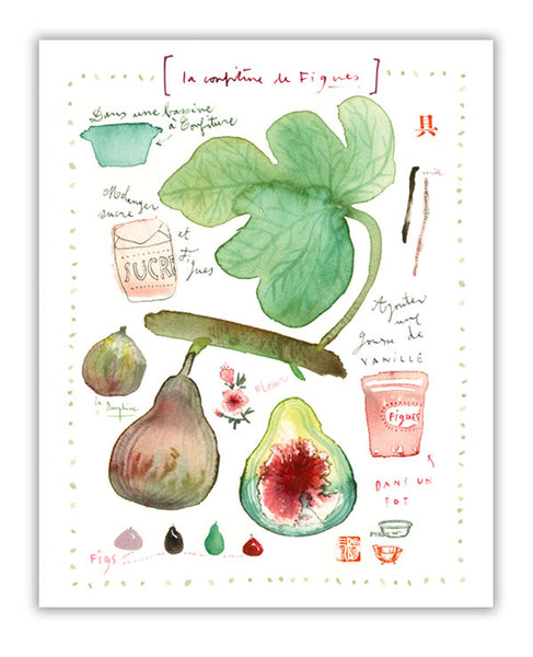 Fig marmalade recipe