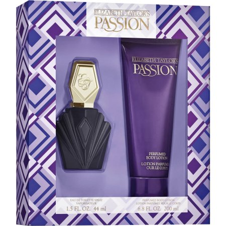 Elizabeth Taylor's Passion 2 Piece Gift Set for Women