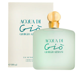Acqua di Giò (1995)  by Giorgio Armani for Women.