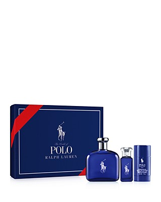 Ralph Lauren Polo Blue 3pc Gift Set