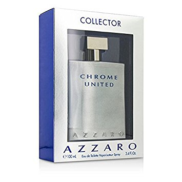 Chrome United  by Azzaro (Collectors Edition)