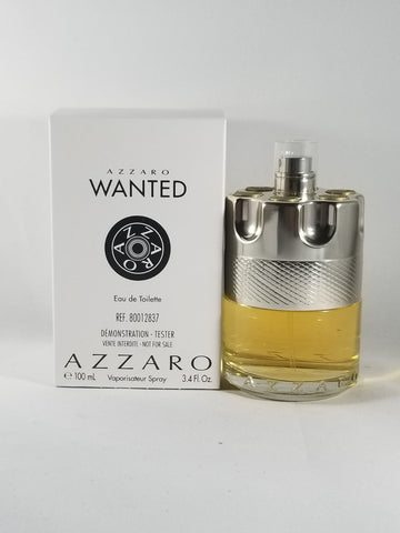Wanted (2016)  by Azzaro