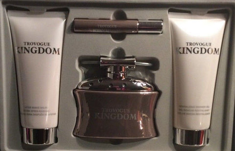 Trovogue Kingdom 4 Piece Gift Set for Men