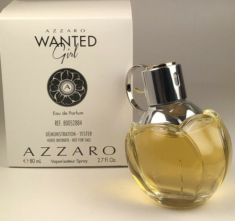 Wanted Girl (2019)  by Azzaro