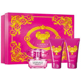Versace Bright Crystal Absolou 3 Piece Gift Set