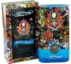 Hearts & Daggers for Men (2010)  by Ed Hardy [Christian Audigier]
