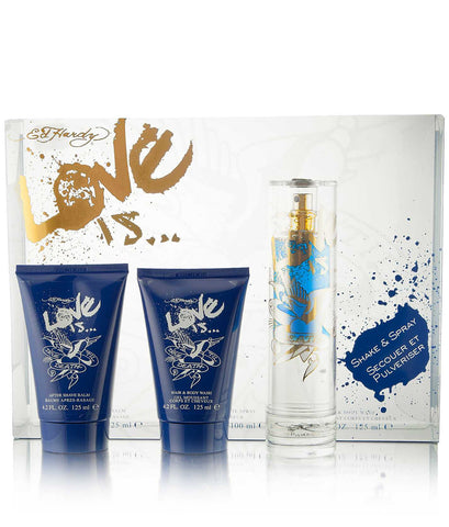 Ed Hardy Love is...Gift Set