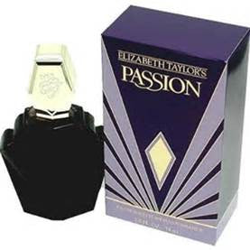 Elizabeth Taylor Passion for Women EDT 2.5oz Tester box - no cap