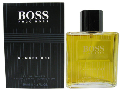 Boss Number One by Hugo Boss