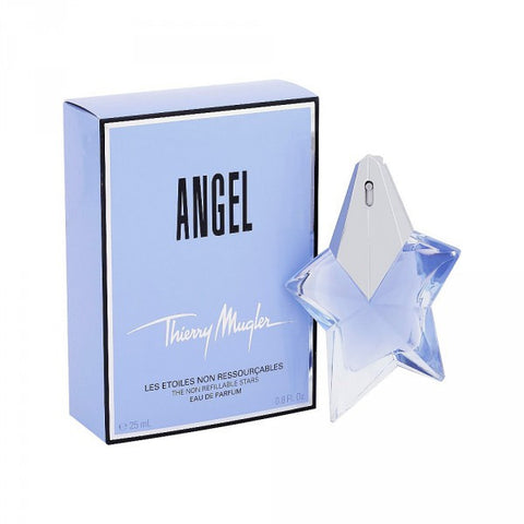 Angel The Non Refillable Star by Thierry Mugler