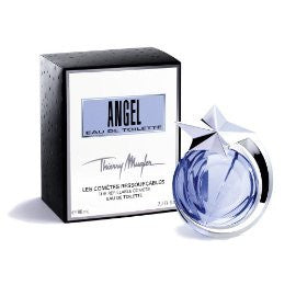 Angel The Refillable Comets by Thierry Mugler