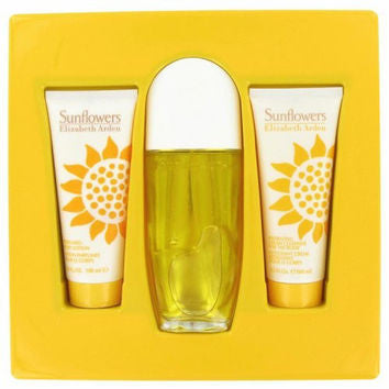 Elizabeth Arden Sunflowers 3 Piece Gift Set