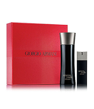 Giorgio Armani Ultimate Code 2pc Gift Set