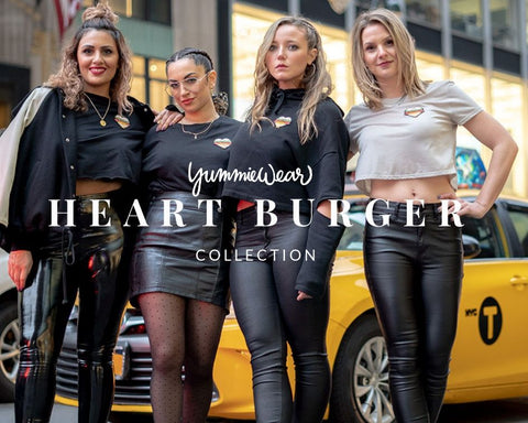 Heart Burger Collection