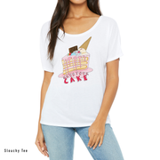 Have Your Cake Slouchy T-shirt