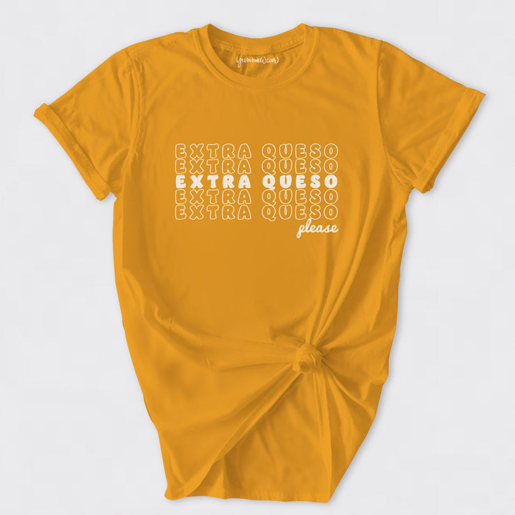 Extra Queso Basic T-Shirt