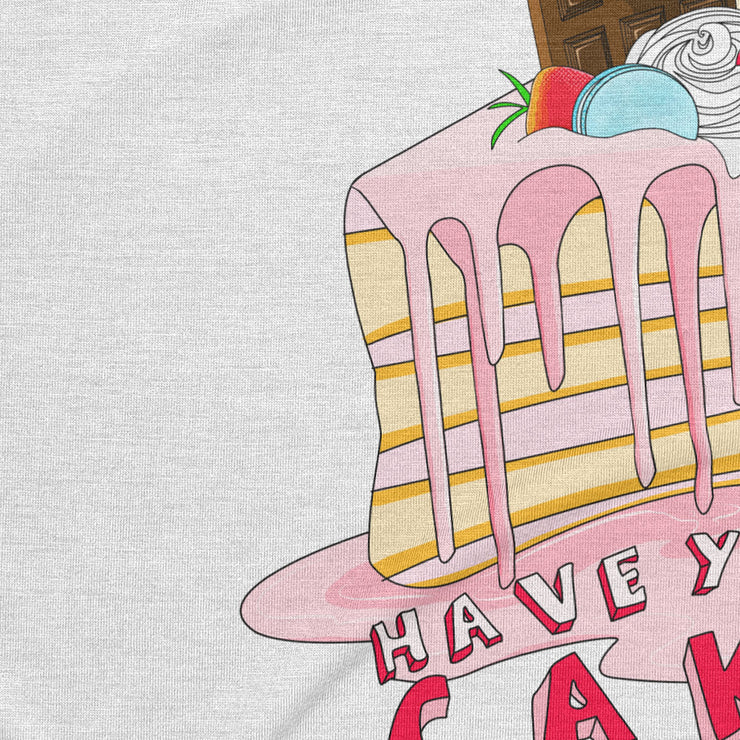 Have Your Cake Slouchy Tank Top