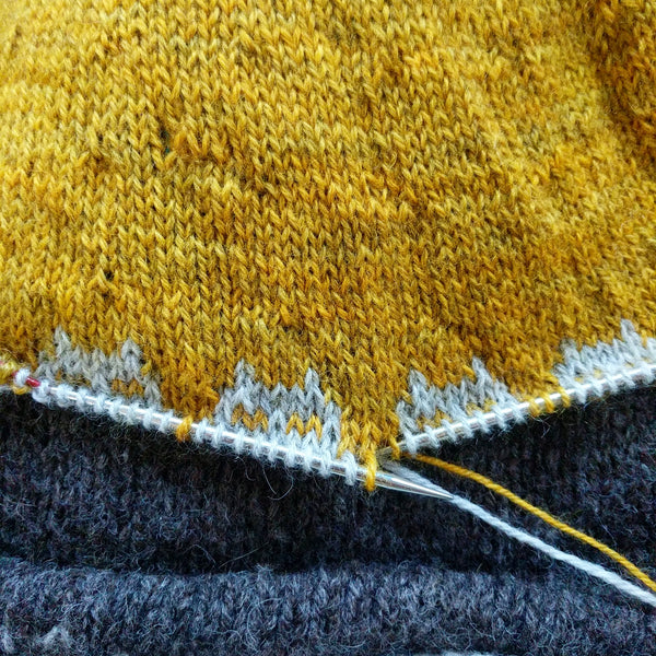 Colourwork and steeking workshop - 13th April 2019