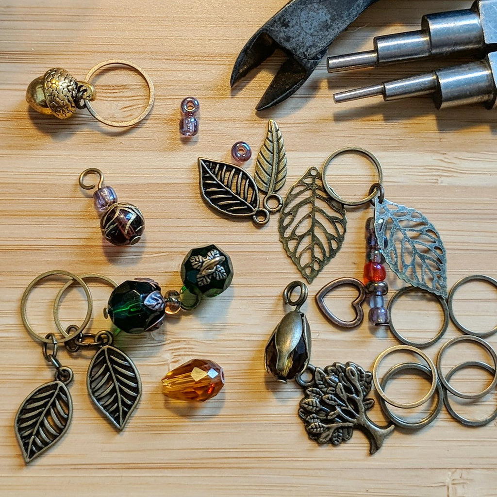 Stitchmarker workshop - 11th May 2019