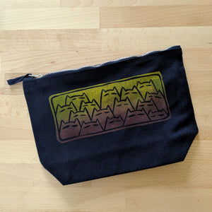 Sinister cat medium project bags